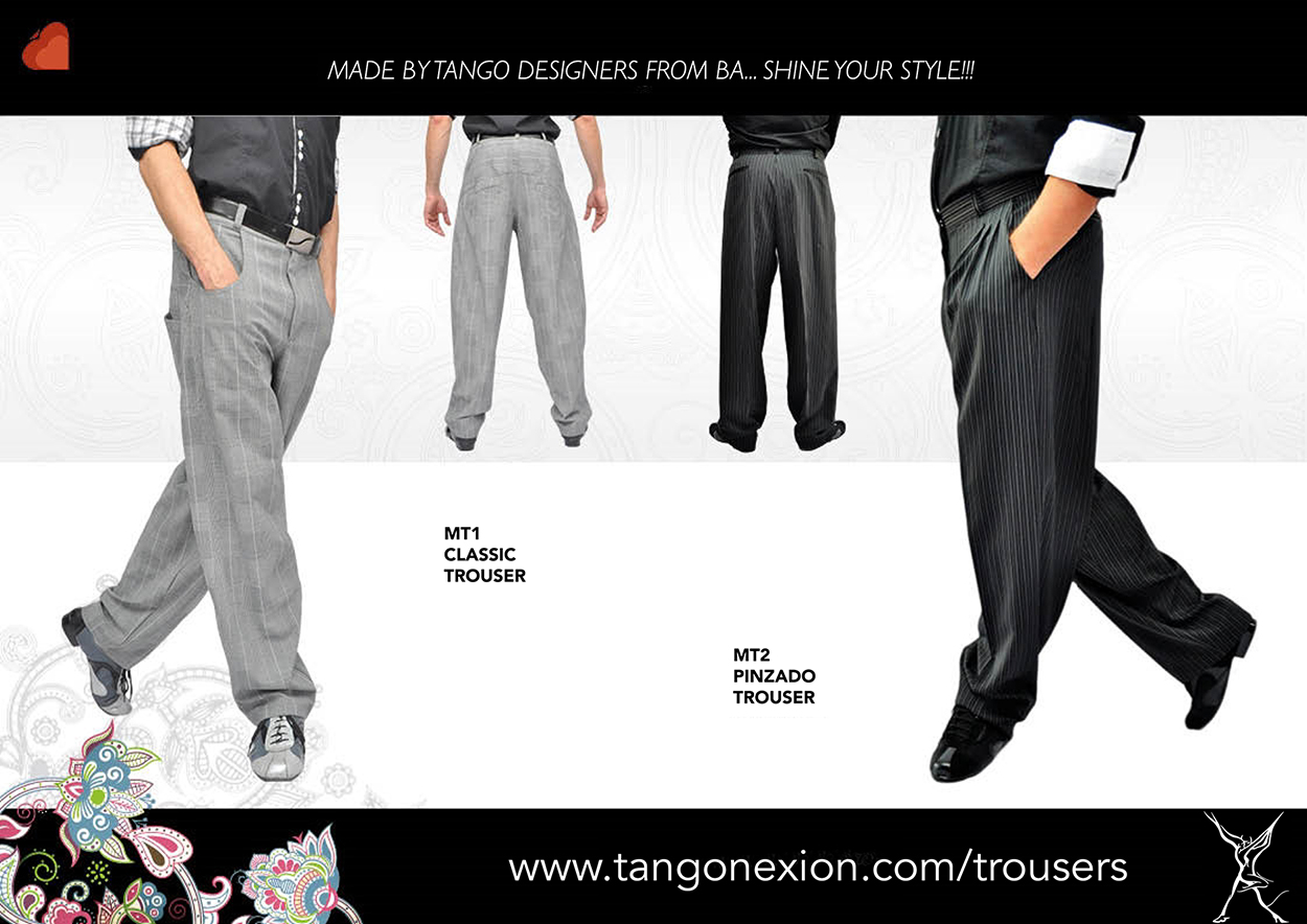 Tango Trousers from BA